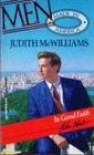 In Good Faith - Judith McWilliams