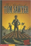 The Adventures of Tom Sawyer (Graphic Revolve) - Margaret C. Hall, Daniel Strickland, Mark Twain