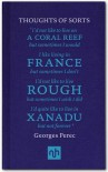 Thoughts of Sorts: Introduced by Margaret Drabble - Georges Perec