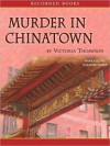 Murder in Chinatown (Audio) - Victoria Thompson, Suzanne Toren