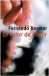 El valor de elegir (Spanish Edition) - Fernando Savater