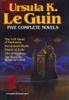 Five Complete Novels - Ursula K. Le Guin