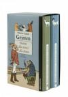 Baśnie dla dzieci i dla domu. Tom 1-2 - Jacob Grimm, Wilhelm Grimm