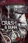 Crash & Burn (Hell's Disciples MC Book 2) - Jaci J