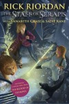 The Staff of Serapis (Percy Jackson & Kane Chronicles Crossover #2) - Rick Riordan