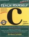 Teach Yourself C - Herbert Schildt