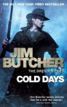 Cold Days (The Dresden Files, #14) - Jim Butcher