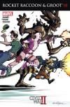 Rocket Raccoon and Groot (2016-) #10 - Nick Kocher, Michael Walsh, David Lopez
