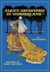 Alice's Adventures in Wonderland - Lewis Carroll, Harry Rountree