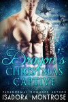 Dragon's Christmas Captive (Lords of the Dragon Islands Book 6) - Isadora Montrose