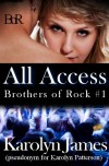 All Access - Karolyn James