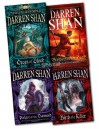 The Saga of Larten Crepsley (Birth of a Killer / Ocean of Blood / Palace of the Damned / Brother to the Death) - Darren Shan