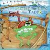 Fribbet the Frog and the Tadpoles: Captain No Beard - Carole P. Roman