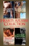 Hearts Aflame Collection: 4-Book Bundle - Melissa F. Hart