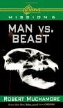 Man vs. Beast (Cherub) - Robert Muchamore