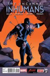 Uncanny Inhumans #0 - Marvel Comics