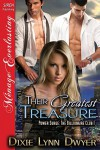 Their Greatest Treasure [Power Surge: The Billionaire Club 1] (Siren Publishing Menage Everlasting) - Dixie Lynn Dwyer