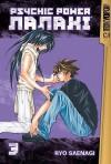 Psychic Power Nanaki, Volume 3 - Ryo Saenagi