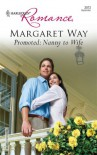 Promoted: Nanny To Wife (Harlequin Romance) - Margaret Way