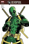 Deadpool (2015-) #32 - Gerry Duggan, Matteo Lolli, David Lopez