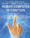 Human-Computer Interaction - Alan Dix