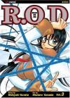 R.O.D.: Read or Die, Vol. 3 - Hideyuki Kurata, Shutaro Yamada
