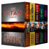 The Titan Series: Military Romance Boxed Set - Cristin Harber