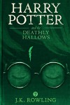 Harry Potter and the Deathly Hallows - J.K. Rowling, Olly Moss