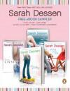 A Sarah Dessen e-book Sampler - Sarah Dessen