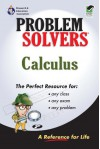 Calculus Problem Solver - Research & Education Association, Calculus Study Guides