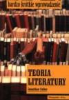 Teoria literatury - Jonathan Culler