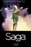 Saga Vol. 4 - Fiona Staples, Brian K. Vaughan