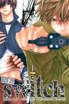 Switch, Vol. 1 - Saki Otoh, Naked Ape