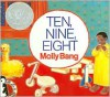 Ten, Nine, Eight Board Book (Caldecott Collection) - Molly Bang
