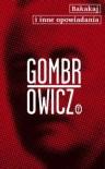 Bakakaj i inne opowiadania (Polish language edition) - Witold Gombrowicz