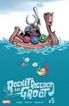 Rocket Raccoon and Groot (2016-) #5 - Jay P. Fosgitt, Skottie Young, Skottie Young