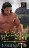 Heart of a Highlander (Real Men Wear Kilts) - Maxine Mansfield