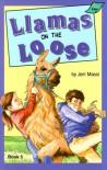 Llamas on the Loose (Peabody Adventure Series #5) - Jeri Massi