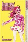 Happy Mania Volume 1 - Moyoco Anno