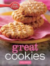 Betty Crocker Great Cookies: HMH Selects (Betty Crocker Cooking) - Betty Crocker