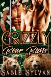 Grizzly Bear Buns: A BBW Bear Shifter Menage Paranormal Romance Novella (The Twelve Dancing Bears Book 1) - Sable Sylvan