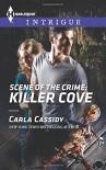 Scene of the Crime: Killer Cove (Harlequin Intrigue) - Carla Cassidy