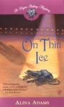 On Thin Ice (Figure Skating Mystery) - Alina Adams