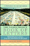 A Promise to Remember: The Names Project Book of Letters - Joe Brown
