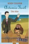 Artemis Fowl   Die Akte - Eoin Colfer, Claudia Feldmann