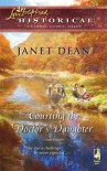 Courting the Doctor's Daughter (Courting, Book 2) - Janet Dean
