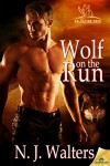 Wolf on the Run (Salvation Pack) - N.J. Walters