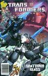 TRANSFORMERS TIMELINES FALL SPECIAL SHATTERED GLASS #3 - Benson Yee