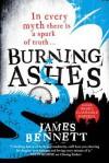 Burning Ashes (Ben Garston #3) - James Bennett