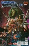 Guardians of Knowhere #1 Comic Book - Marvel Comics